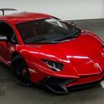 Nữ DJ Afrojack mua siêu xe Lamborghini Aventador SV khủng
