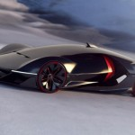 3 xu thế thiết kế tương lai của siêu xe Ferrari