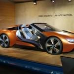 """Siêu xe BMW """"tương tác tương lai"""" xuất hiện"""
