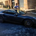 Ronaldo chịu chơi mua siêu xe Porsche 911Turbo S mới