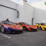 Hàng chục siêu xe khủng tụ họp ở Mỹ