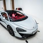 Siêu xe McLaren 570GT rẻ nhất của hãng xe Anh