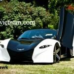 Tomahawk EV siêu xe điện chính thống của Canada
