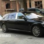 Xe siêu sang Maybach S600 biển đẹp và Bentley ở Tuyên Quang