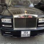 Đại gia Ninh Bình gắn biển cho xe Phantom EWB Series II