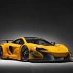 Siêu xe đua chuyên dụng McLaren 650S GT3 2016 ra mắt
