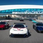 Khách hàng mua siêu xe Aston Martin Vulcan sướng như tiên