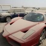 Tại sao cảnh sát Dubai không bán được siêu xe Ferrari Enzo cũ