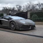 Siêu xe Lamborghini Aventador SV bản duy nhất cho con đại gia