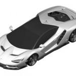 Siêu xe Lamborghini Centenario ra mắt bản đặc biệt