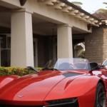 Nữ đại gia U40 mua siêu xe cực hiếm Rezvani Beast