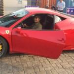 Siêu xe Ferrari 458 Speciale đầu tiên tại Sài Gòn