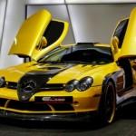 Đại gia Dubai độ siêu xe Mercedes SLR McLaren