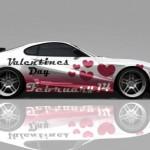Siêu xe làm quà tặng cho người yêu