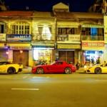 Dàn siêu xe khủng khoe dáng trên phố Sài Gòn