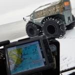 Ngắm xe siêu sang địa hình khổng lồ của Nga