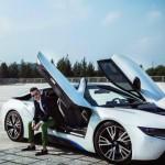 Doanh nhân 8X Đà Nẵng khoe siêu xe BMW i8, tài sản khủng