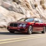 Xe siêu sang Bentley Flying Spur V8 S ra mắt