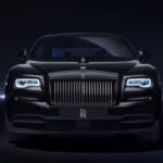 Bộ đôi xe siêu sang Rolls-Royce Ghost và Wraith độ toàn đen