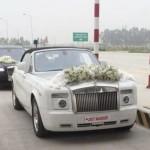 Đám cưới với dàn siêu xe khủng nhất tỉnh Hải Dương