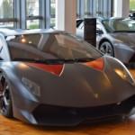 Chiêm ngưỡng dàn siêu xe Lamborghini trong bảo tàng