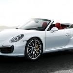 Siêu xe Porsche 911 Turbo S mui trần sắp về Việt Nam