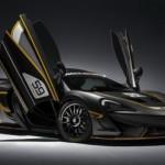 Siêu xe thể thao McLaren 570S GT4 trình làng