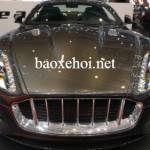 Siêu xe Aston Martin Vengeance độ độc từ DB9