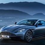 Công bố ảnh phiên bản sản xuất của siêu xe Aston Martin DB11