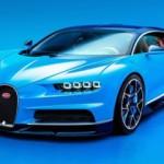 Siêu xe Bugatti Chiron lấy lại vị thế xe nhanh nhất thế giới