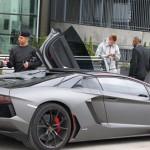 Sao bóng đá Nasri mua siêu xe Lamborghini Aventador màu độc