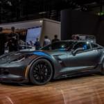 Siêu xe Corvette Grand Sport 2016 mới hiện đại hơn nhiều