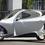 Ngắm siêu xe điện nhỏ gọn LIT Motors C1