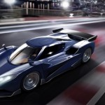 Vén màn bí mật siêu xe Arash AF10 Hybrid sắp trình làng