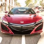 Khám phá những điểm đặc biệt nhất của siêu xe Honda NSX
