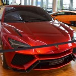 Chiêm ngưỡng dàn siêu xe Lamborghini trong bảo tàng (Phần 2)
