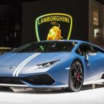 Siêu xe Lamborghini Huracan Avio bản đặc biệt ra mắt