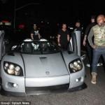 Sao đấm bốc Mayweather khoe siêu xe Koenigsegg CCXR Trevita