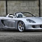 Ngắm chiếc siêu xe Porsche Carrera GT đầu tiên trên thế giới