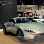 Bộ sưu tập siêu xe Anh tại triển lãm xe Bangkok Motor Show 2016