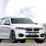 Xe siêu sang BMW X7 sắp ra mắt
