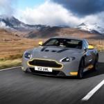 Chi tiết siêu xe Aston Martin V12 Vantage S số sàn