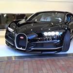 Siêu xe khủng Bugatti Chiron góp mặt tại Monaco