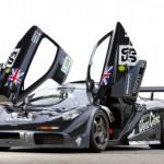 Siêu xe đỉnh cao McLaren F1 GTR khoe dáng