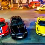 Ngắm bộ 3 siêu xe khủng của đại gia Sài Gòn