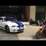 Choáng ngợp dàn siêu xe trên đường phố Ấn Độ