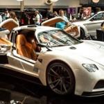 Ra mắt siêu xe khủng Mazzanti Evantra đến từ Ý