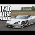 Top 10 siêu xe đắt tiền nhưng được cho là xấu nhất