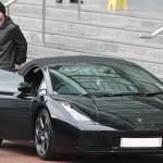Rooney mê siêu xe cỡ nào ?
