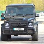 Tiền vệ Memphis Depay mua xe khủng Mercedes G63 AMG độ